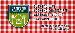 camping master chef