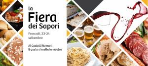 Banner Fiera dei Sapori 2017